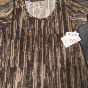 Lularoe perfect T in size XS